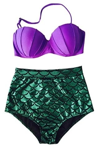 Mermaid Two Piece