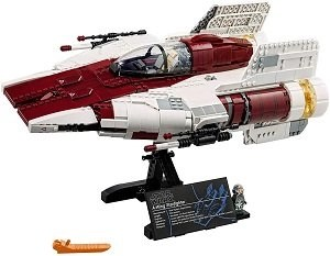 Big LEGO Sets A-wing Starfighter