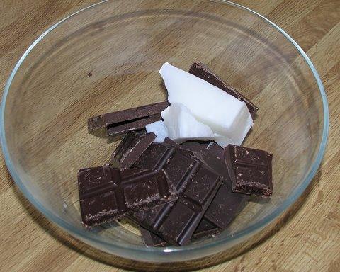 sjokolade og delfiafett