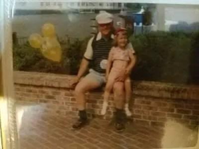 Disneyworld 1980