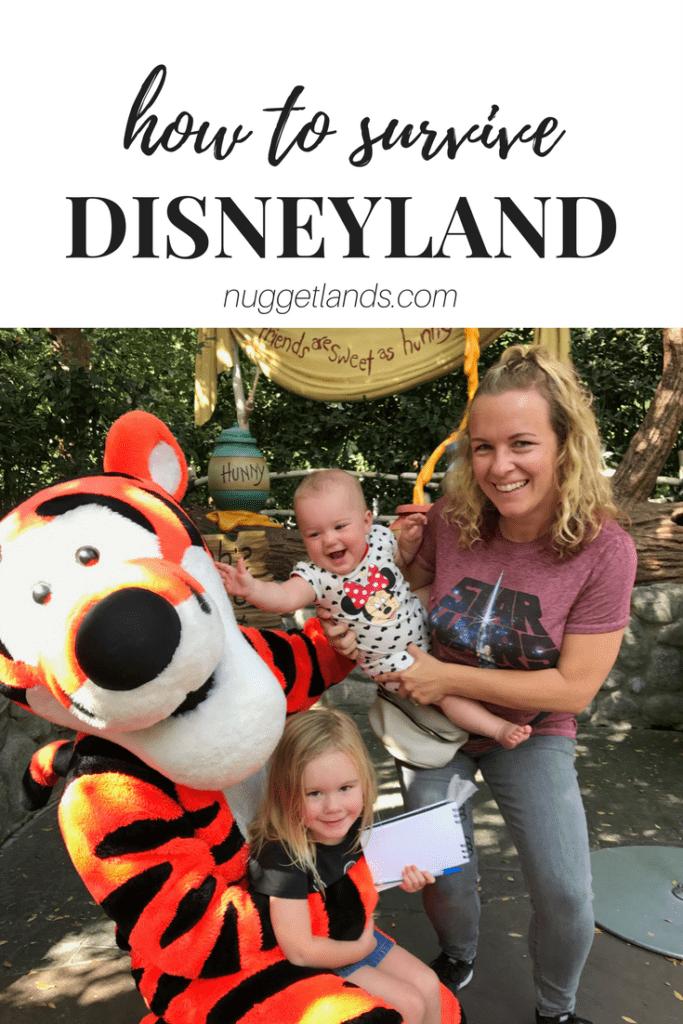 Disneyland Trip Recap