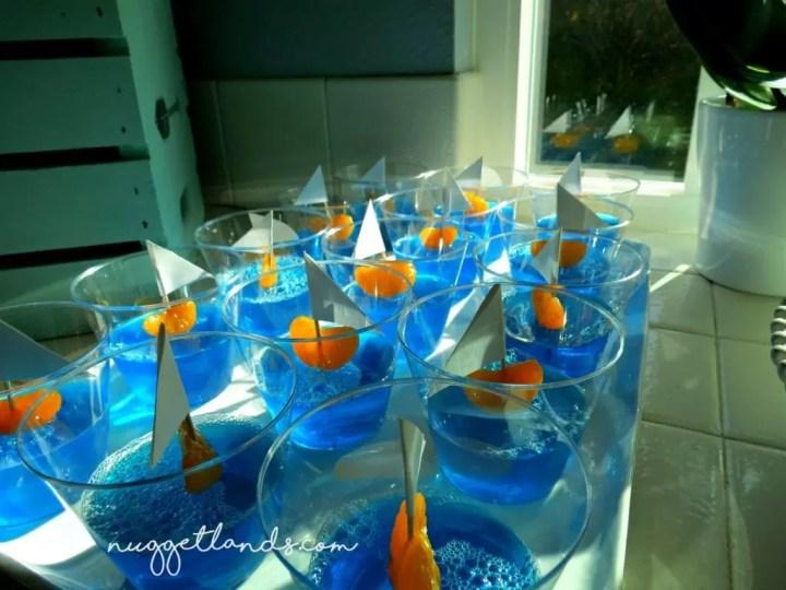 Jello Boats Wild One birthday