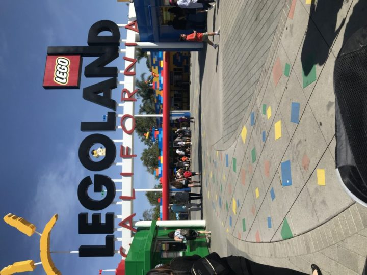 Summer Survival Legoland CA