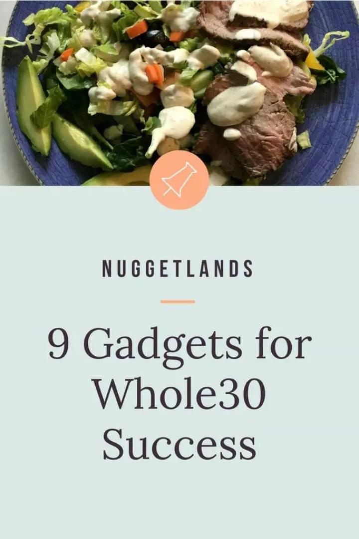 Whole30 Gadget List (1)