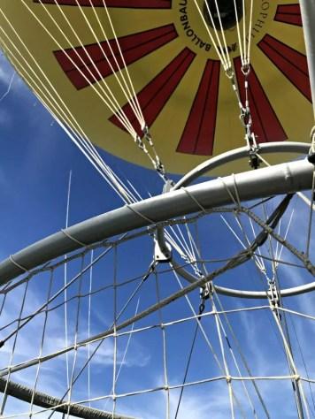safari park balloon ride