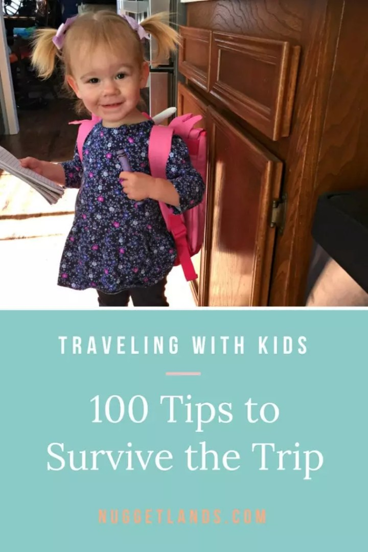 Traveling With Kids Tips to Survive