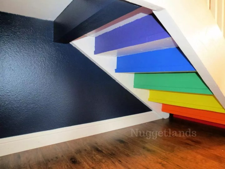 Reading Nook Paint Only