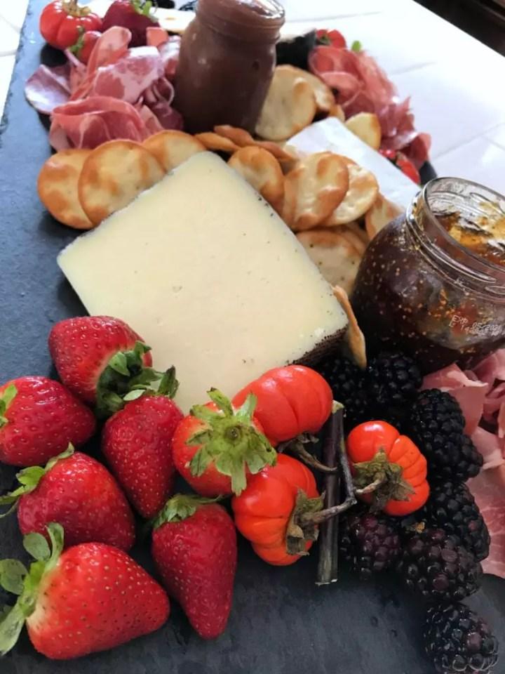 Meat and Cheese Tray Trader Joe's