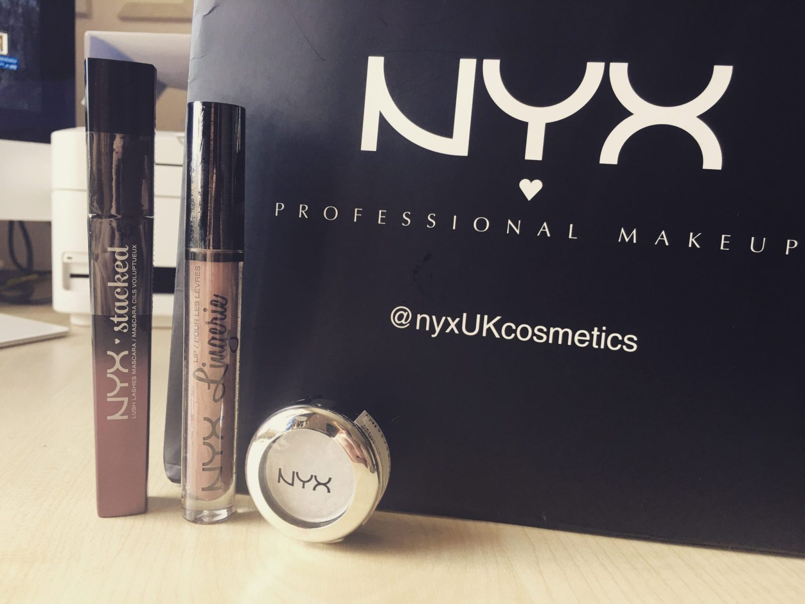 Nyx Cardiff Blogger Event Boots