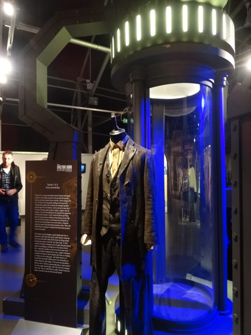 Doctor Who Experience Cardiff Bay