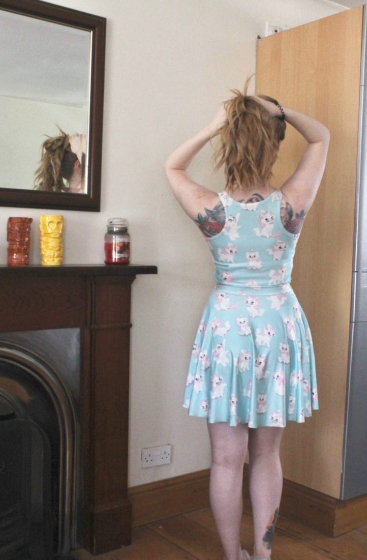 The Aristocats Marie Black Milk Clothing Disney Dress Collection
