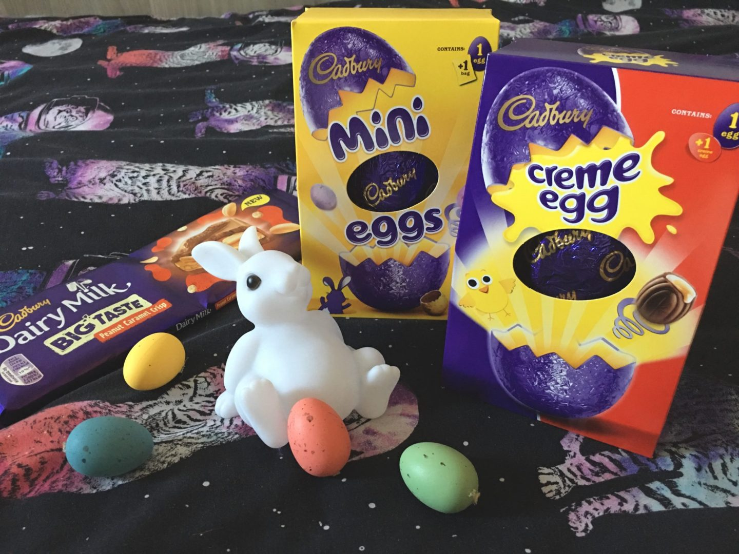What am I munching this Easter?