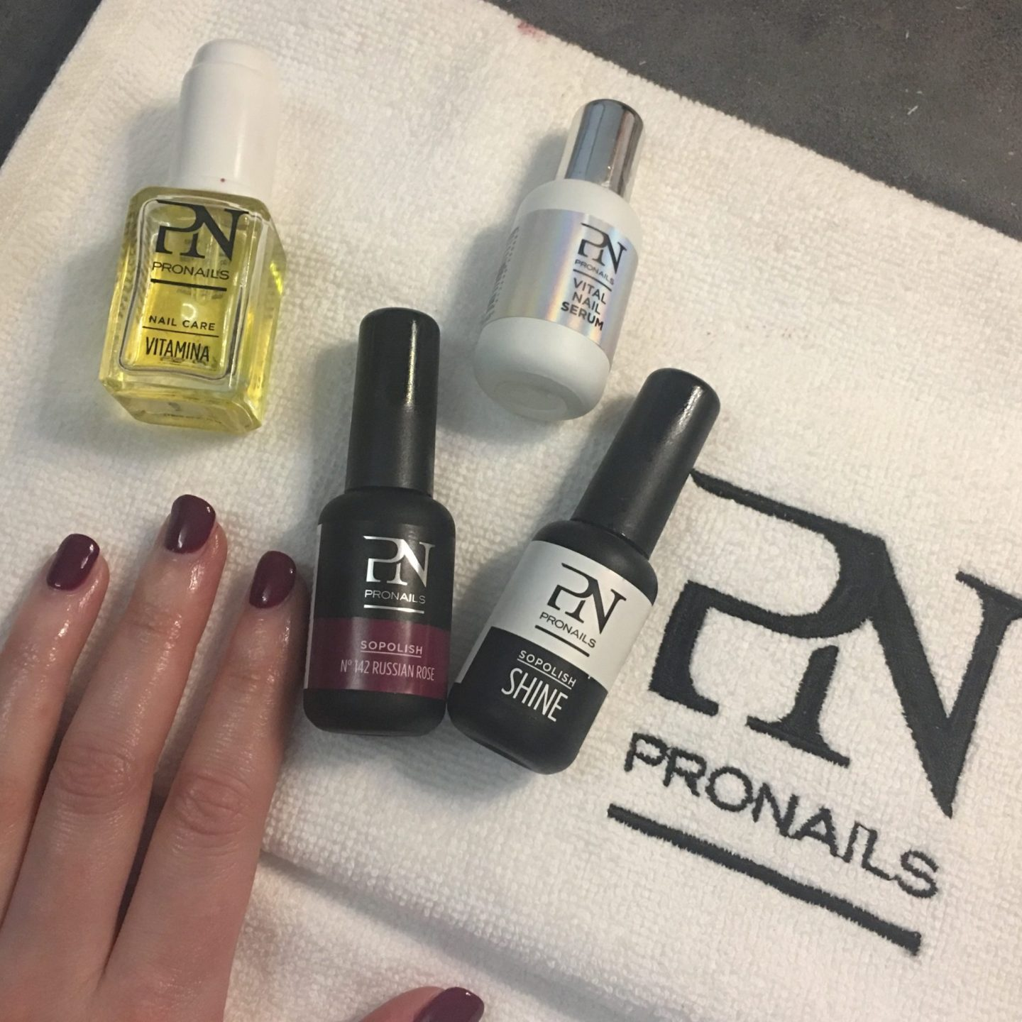 An Evening with Pronails