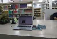 Kerja di Perpustakaan Daerah Kota Bekasi