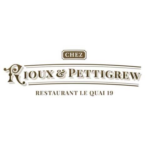 Chez Rioux & Pettigrew - restaurant le quai 19| Nuit des galeries
