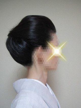 自分で出来る和髪・着物簡単セルフヘアアレンジ・定番スタイル