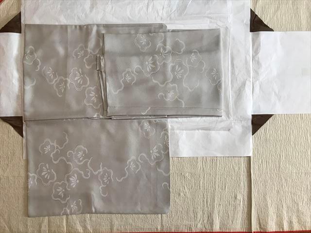 羽織だたみ 羽織のたたみ方