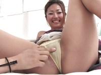 りこ 【高画質】21歳フリーター素人娘の日焼けしたケツをつかんでバンバンピスト...