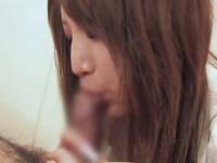 桜庭彩 【高画質】お色気たっぷりのお姉ちゃんにフェラ抜きしてもらう弟