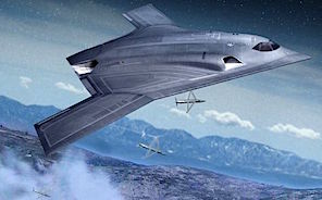 Long Range Standoff Bomber