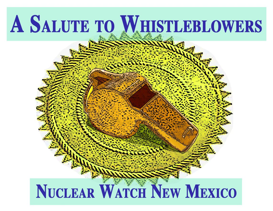 whistleblowers salute