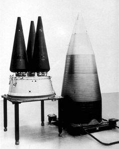 W78 warheads