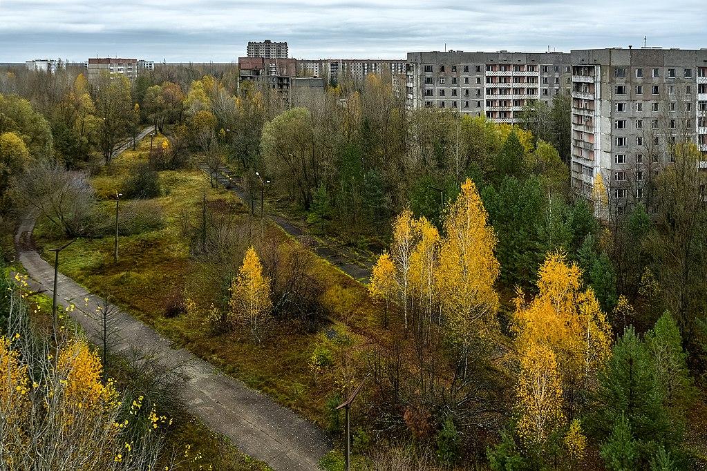 Pripyat, Chernobyl, evacuation, deserted, abandoned