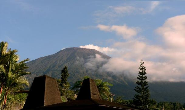 Lokasi Wisata Gunung Slamet Purwokerto