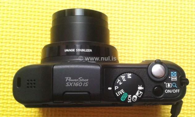 Wide Lens Canon PowerShot