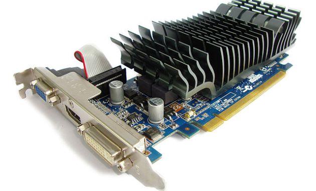 13 VGA Nvidia Terbaru Untuk Game Berat Dari Semua Merek - ASUS NVIDIA GeForce 210