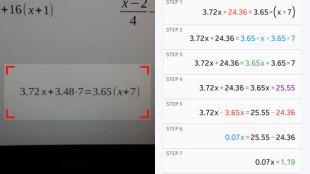 "PhotoMath - Matematika Tidak Lagi ""Mengerikan"" - Aplikasi PhotoMath Android Matematika"