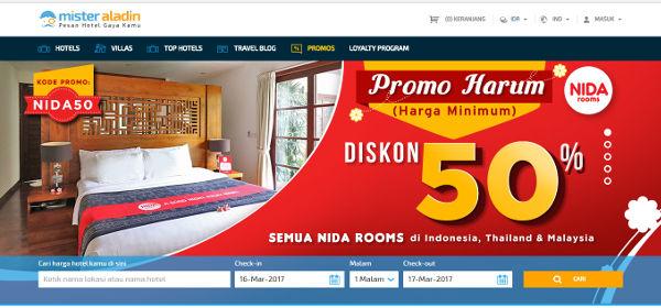 Keuntungan Booking Hotel Secara Online - Booking Hotel Online