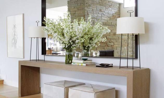 Rancang Rumah Desain Minimalis dengan Berbagai Tips Ini - Cermin di Ruangan