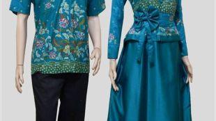 4 Cara Sederhana Memastikan Batik Couple Terbaru yang Dibeli Memang Berkualitas - Contoh Batik Couple Muslim Terbaru