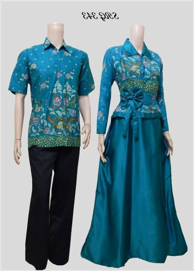 contoh-batik-couple-muslim-terbaru