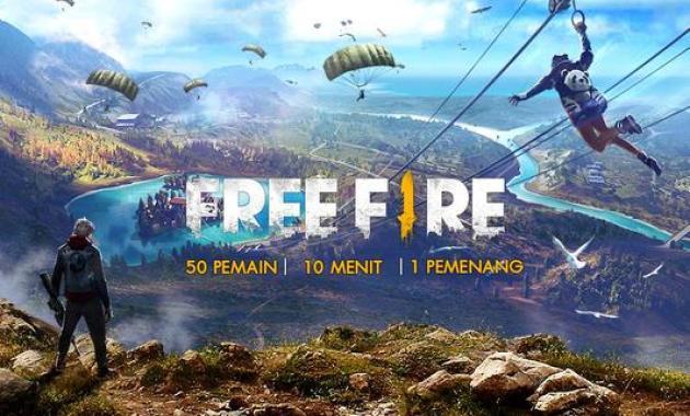 Beberapa Hal Yang Menyebabkan Free Fire Sangat Digemari - Free Fire