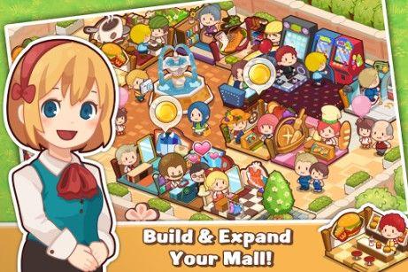 Biar Gak Bosan di Rumah Aja, Yuk Coba 7 Game Android Seru Ini! - Happy Mall Story
