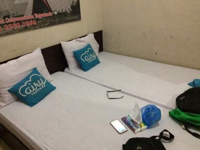 Pengalaman Menginap di Airy Rooms Syariah Tegalrejo Jogjakarta - Hotel Airy Syariah Tegalrejo
