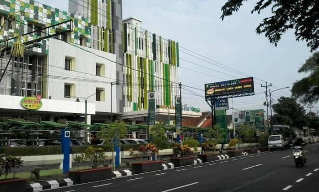 Rekomendasi Hotel di Purwokerto dari Bintang 5 Hingga Kelas Melati - Hotel Wisata Niaga