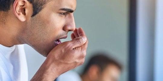 Penyebab dan Tips Atasi Bau Mulut dengan Mudah - Ilustrasi Bau Mulut