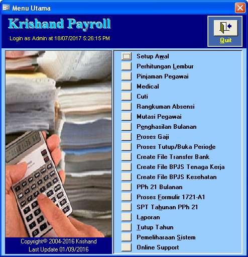 Bagaimana Cara Memilih Software Payroll Terbaik Untuk Kelancaran Bisnis Anda? - Krishand Payroll
