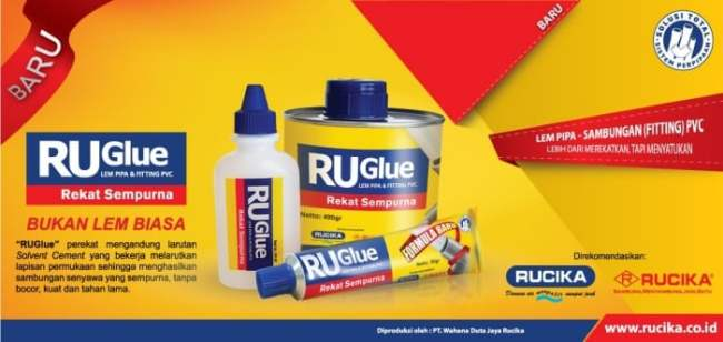 Tips Memilih Lem untuk Penyambungan Pipa Saluran Air! - Lem Pipa RuGlue