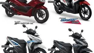 Rekomendasi Sewa Motor di Purwokerto: NGEMOUNTOR - Matic Honda dengan eSP