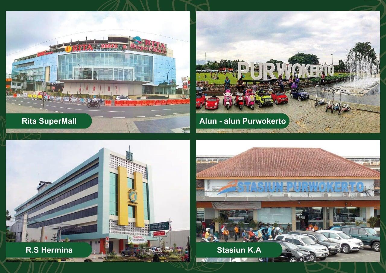 Perumahan Purwokerto Dekat Pusat Kota