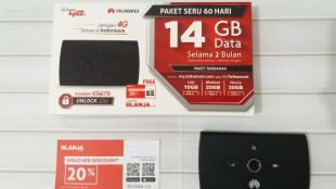 Review Modem Mifi 4G Huawei E5673 + Internet 14GB dari Telkomsel - Review Modem Mifi 4G Huawei E5673