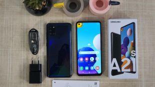 Review Lengkap Samsung A21s Terbaru - Samsung A21s