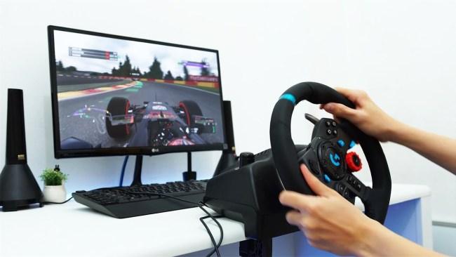 Apa itu Livery Bussid dan Cara Pasangnya di Game Bus Simulator - Setir Gaming Logitech