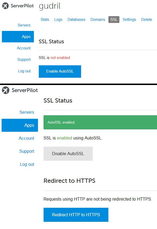Setting-SSL-Gratis-ServerPilot