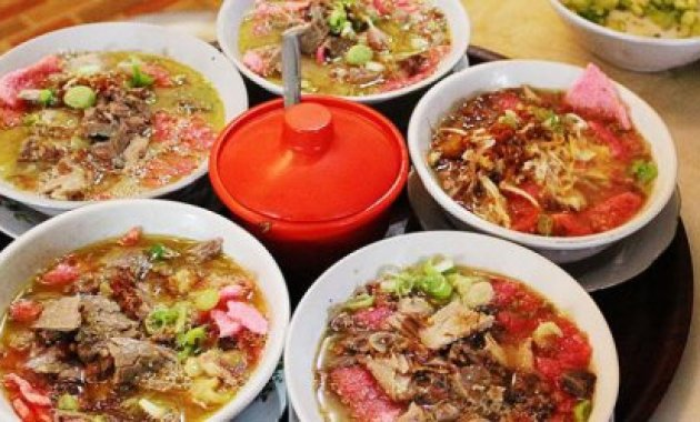 Rekomendasi Wisata Kuliner yang Wajib Kamu Coba Ketika di Purwokerto - Soto Sokaraja