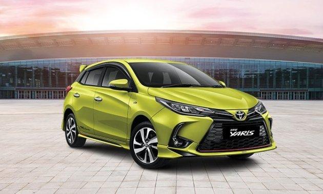 Spesifikasi dan Harga Toyota Yaris 2020 - Toyota Yaris